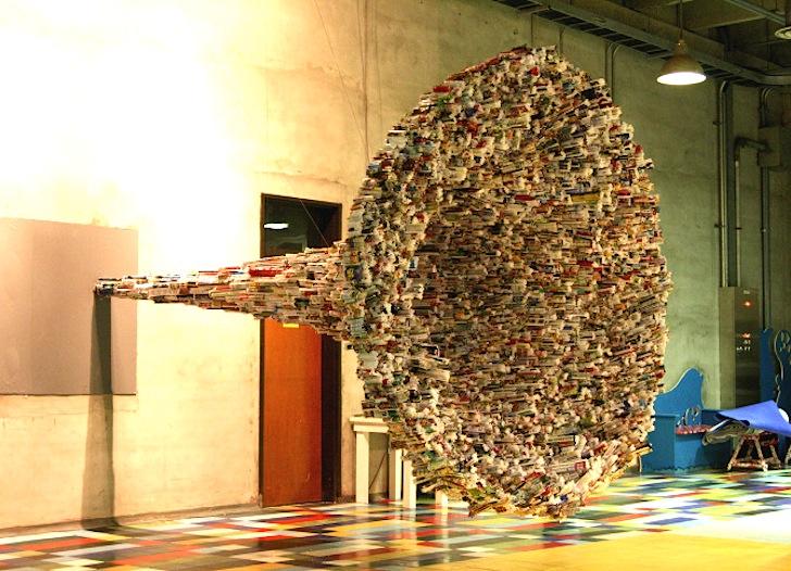 Arte sustent vel for Magazine arte contemporanea